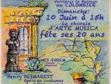 Concert 20 ans Arte Musica - Juin 2012