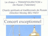 Concert Exceptionnel 30 Octobre 2008