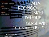 Concert 20 ans Orchestre - Mars 2009