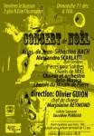 Concert de noël 2011, dimanche 11 décembre à 16H en l'Eglise Notre Dame de l'Assomption