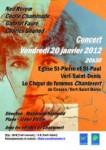 Le choeur de femmes de Chantevert de Cesson/Vert-Saint-Denis dédie son prochain concert à Andréa