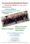 Le concert d'hiver de Clamart dimanche 29 janvier