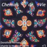 Dorothée Perreau chante la musique sacrée