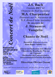 02.Concert de Noël 2017