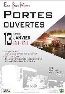 01. Inauguration de l'Espace Bernard Mantienne
