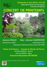 00. Concert de Printemps à Verrières-le-Buisson
