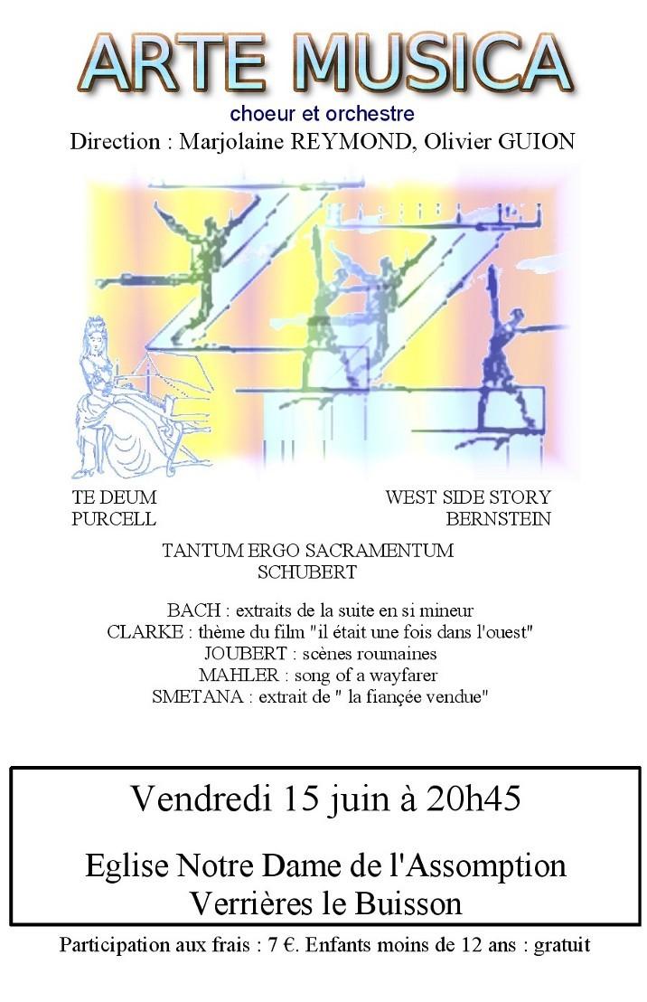 Concert Juin 2007