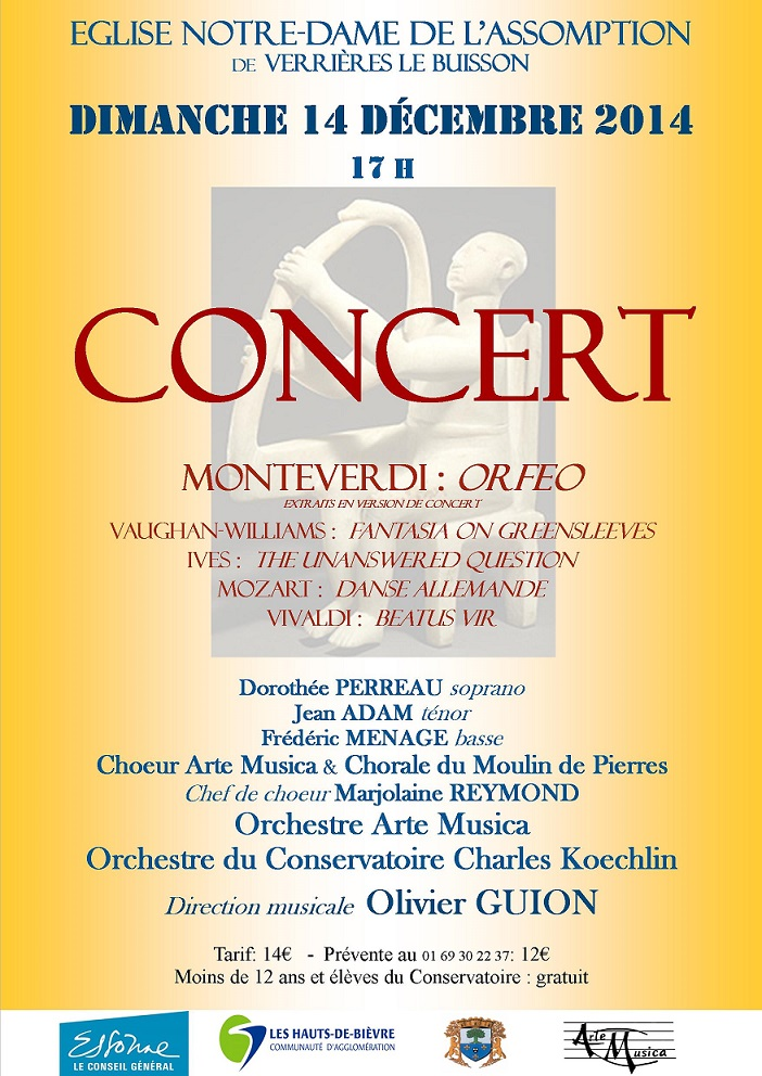 Concert Noël 2014